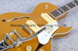 DIY 기타 장비/재즈 빈 바디 P90 픽업 일렉트릭 기타 (TJ-217)