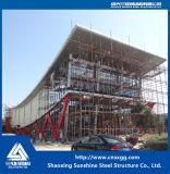 Облегченная стальная структура Hall с лучем h для украшенной выставки