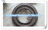 China torno mecânico de alta qualidade para virar 1000 mm de diâmetro do molde do pneu (CQ64100)
