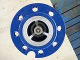 Válvula de verificação silenciosa da flange do ferro de molde