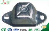 衝撃吸収性機能の金属バッファ
