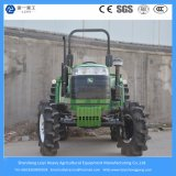 Ферма колеса машинного оборудования 55HP 4 земледелия Китая миниые/прогулка/трактор сада/лужайки