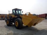 Китай торговой марки строительная техника 5t колесный погрузчик Sdlg LG958L