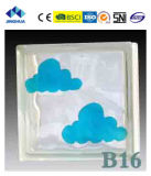 Высокое качество Jinghua художественных B-6 Окраска стекла блок/кирпича