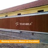 Système de contrôle de l'environnement de la ferme de poulet Panneau de refroidissement d'eau de volaille