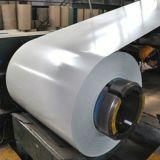 ASTM A653 DX51d Fabricante Prepainted Hoja de acero galvanizado en la bobina