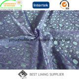 Forme de pierre 55% Polyester 45% Doublure Jacquard Viscose pour Hommes; S Garment
