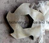 Trinciatrice di vetro di /Wate della doppia asta cilindrica per riciclare