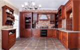 純木の台所食器棚(zq-001)