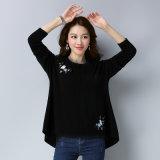 크리스마스 스웨터 스웨터를 위한 숙녀 새로운 뜨개질을 하는 옷