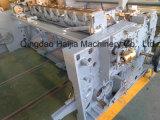 チンタオの新式のウォータージェットの織機の織物の編む機械