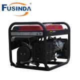 16HP Motor 7kVA steuern Gebrauch-Treibstoff-Generator mit Griff u. Rädern automatisch an