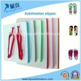 Sapata por sublimação de tinta colorida para crianças