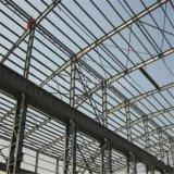 Пакгауз стальной структуры сопротивления ветра сильный с подкрановой балкой