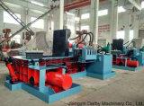 금속 포장기 장비 (YDF-100A)를 재생하는 기계를 재생하는 유압 포장기 금속 조각 포장기