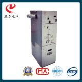 Apparecchiatura elettrica di comando isolata gas verde con gas Sf6