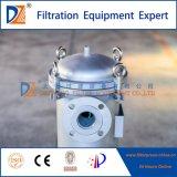 Sola máquina de la prensa de filtro de bolso de Dazhang
