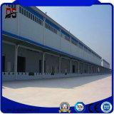 Acero prefabricado fácil del palmo grande de la instalación para la industria química