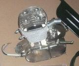 2 kit del motore della bici motorizzato gas del kit del motore della bici del colpo 80cc