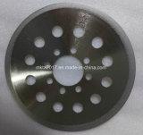 Disco sottile di taglio della lamierina di taglio del CBN del diamante per vetro