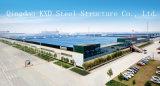 빨리 설치하십시오 Prefabricated 큰 경간 강철 구조물 작업장 (KXD-SSW195)를