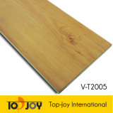 La madera de enclavamiento ecológica Tablón compuestos de plástico