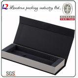 Holz-verpackenbleistift-Geschenk-Feder-Kasten-Papier-Bildschirmanzeige-Plastikfeder-Kasten-Verpackungs-Kasten-Schaukarton (Ys19)