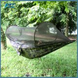 Lleva el diseño ligero y portátil paracaídas hamaca con Kit de colgantes