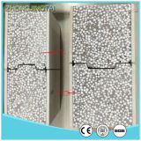 Isolação térmica e painéis de sanduíche do cimento do EPS da prova da água para a parede