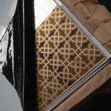 Оптовое зеркало цвета вытравило декоративный металл плиты листа нержавеющей стали