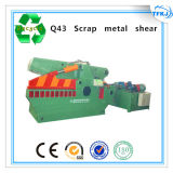 Métal Machine de découpe de fer de cisaillement de l'Alligator (Haute Qualité)