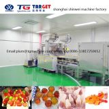 Línea gomosa automática de la máquina del caramelo de la jalea de la pectina Gdq300 y de la gelatina