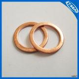 Principalement rondelles de cachetage hydrauliques de joint en cuivre de fournisseur