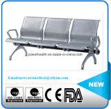 pHC85ステンレス鋼の待っている椅子3のシート