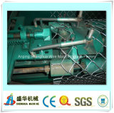 Diâmetro de fio automático cheio da máquina da cerca da ligação Chain: 1.6-4.0mm