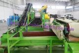 Linea di produzione di gomma della polvere, pneumatico residuo che ricicla macchina