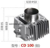 Motorrad-zusätzlicher Zylinder für CD100