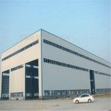 Edificio industrial del almacén de la estructura de acero del bajo costo