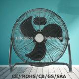 18 Zoll - hohe Geschwindigkeits-leistungsfähiger Fußboden-Ventilator mit SAA/Ce/Rohs