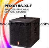 Altavoz profesional activa PRX618S-XLF 18 pulgadas portátil