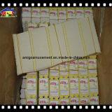 Accesorios para máquinas de juego billete de papel