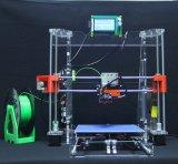 De hete ABS PLA van de Verkoop ABS Printer Van uitstekende kwaliteit van het Prototype van de Druk van de Desktop DIY 3D