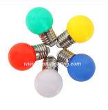 크리스마스 Tree Light Decorative LED Bulb 1.5W Colorfull