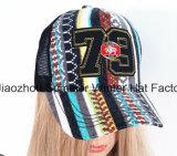 Un estilo popular, ornamento de gema, gorro de pelota rápida Urban Fashion Sport Cap