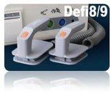 Defibrillator Manual Defi8 DE Meditech Con Tecnologia Bifasica Opcional