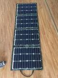 캐라반을%s 태양 전지판 장비를 접히는 160W 담요