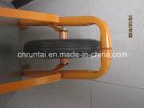 Vendita calda due parti di carriola del cassetto galvanizzata blocco per grafici (Wb6404N)