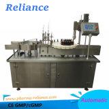 Máquina de rellenar del petróleo esencial de la vainilla