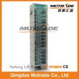 Sistema automatico verticale di parcheggio dell'automobile della torretta di vendita calda