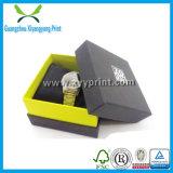 Venta al por mayor de empaquetado del rectángulo de regalo de la cartulina del reloj de lujo de encargo del papel